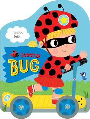 Book cover for Scooter Bug